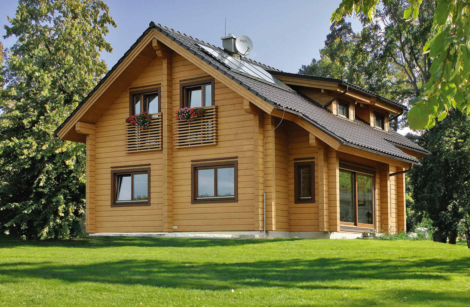 Constructeur Maison En Bois Limoges les avantages des maisons bois | esprit nature bois