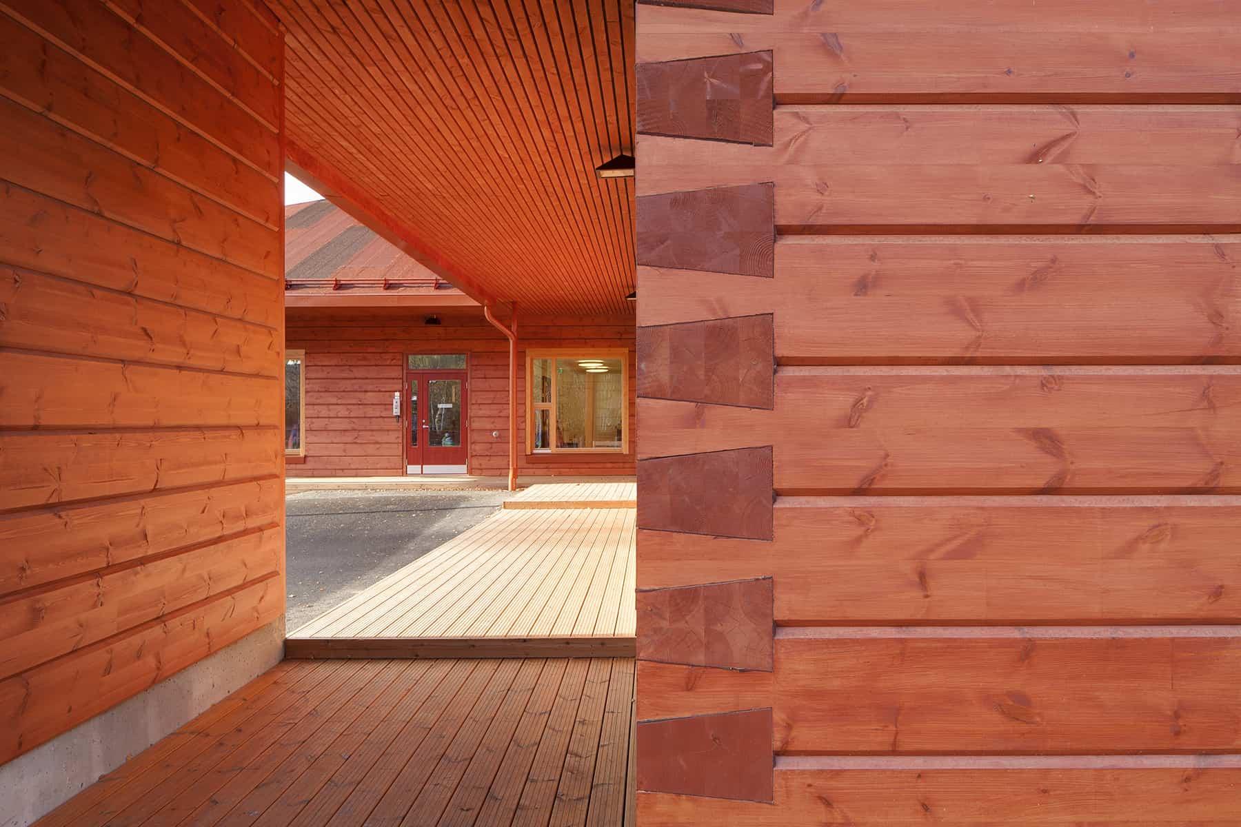 les techniques de construction d 39 une maison bois massif esprit nature bois. Black Bedroom Furniture Sets. Home Design Ideas