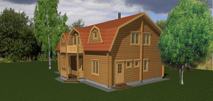 Modele maison bois finest exposition modele maison bois for Modele maison bois