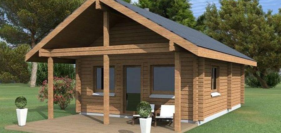 Plans de maisons bois massif | Esprit Nature Bois