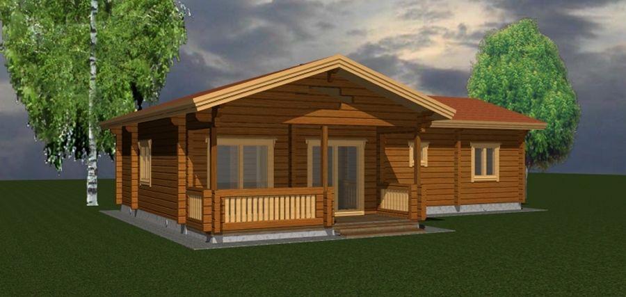 Plan De Maison Bois Plain Pied Infos Et Ressources 13