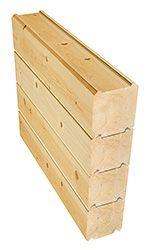 les avantages des maisons bois esprit nature bois. Black Bedroom Furniture Sets. Home Design Ideas
