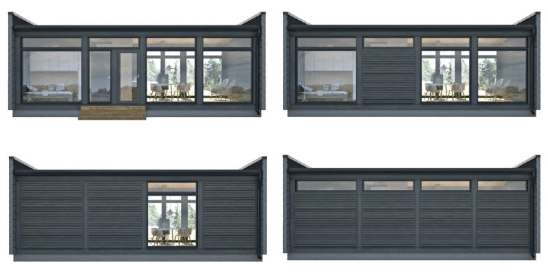 Module maison clef en main with module maison finest for Module maison bois